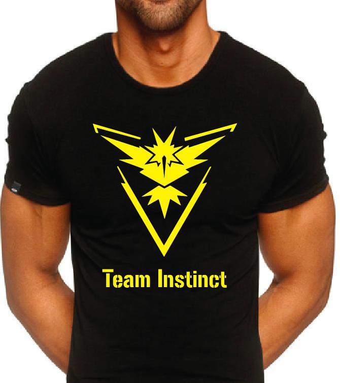 Team Instinct - zwart 00611