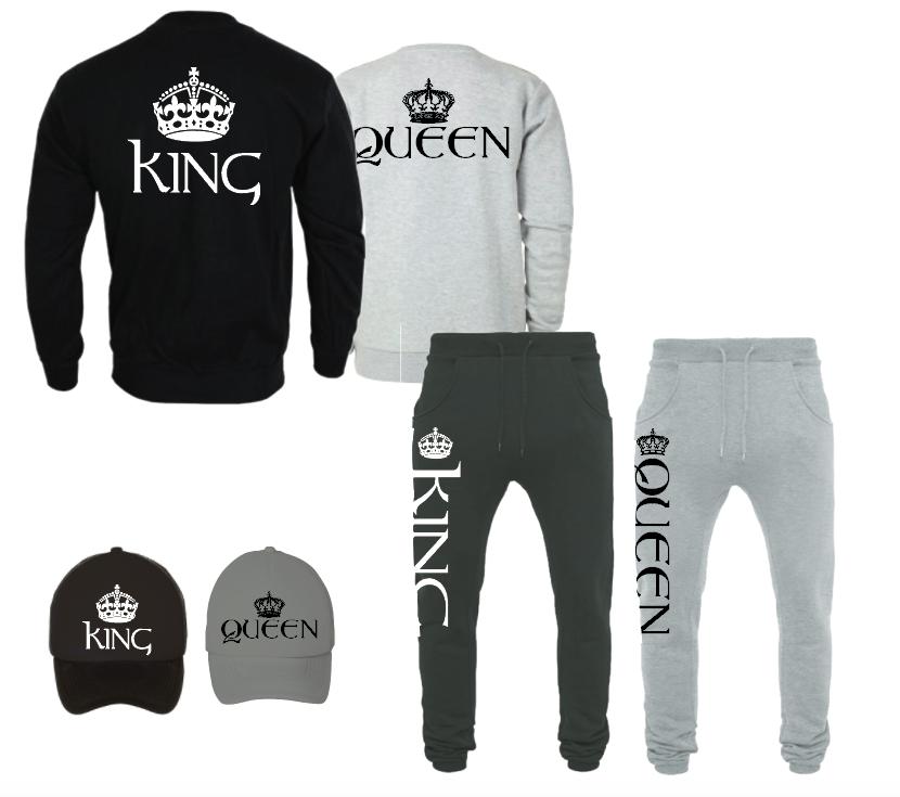 SET - King & Queen 01257
