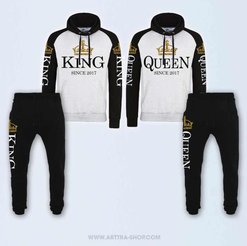 SET - King & Queen Deluxe 01584