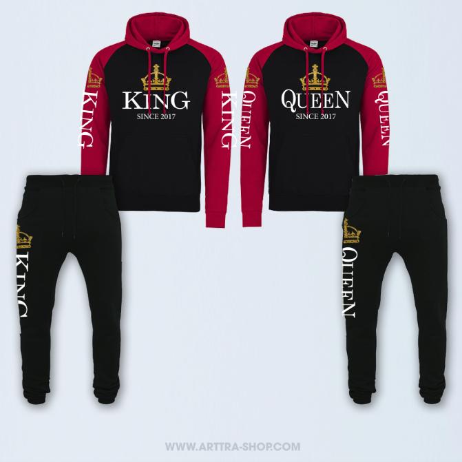 SET - King & Queen Deluxe - ROOD 01628