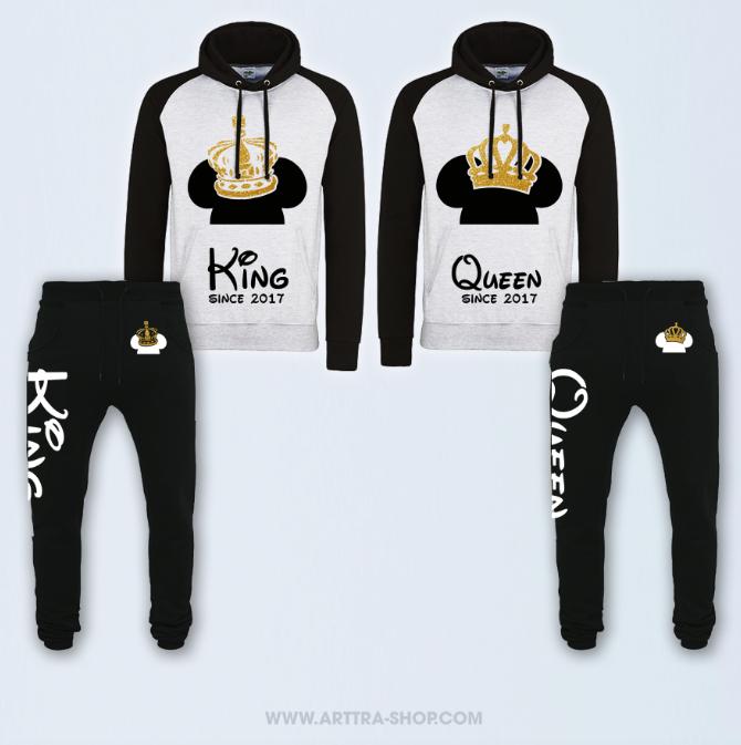 SET - King & Queen Fantasy Deluxe 01630