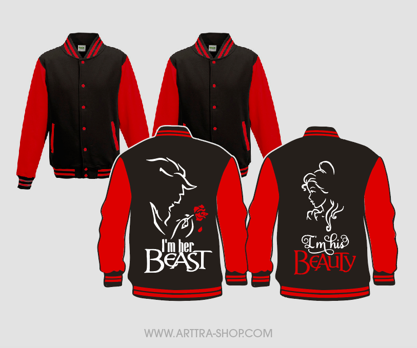 His Beauty & Her Beast - rood (2st.) 01665