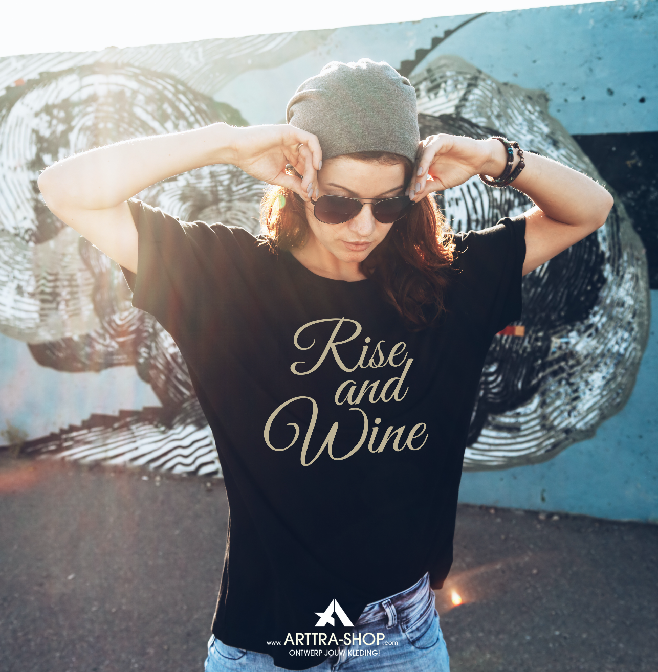 Rise and wine 01759