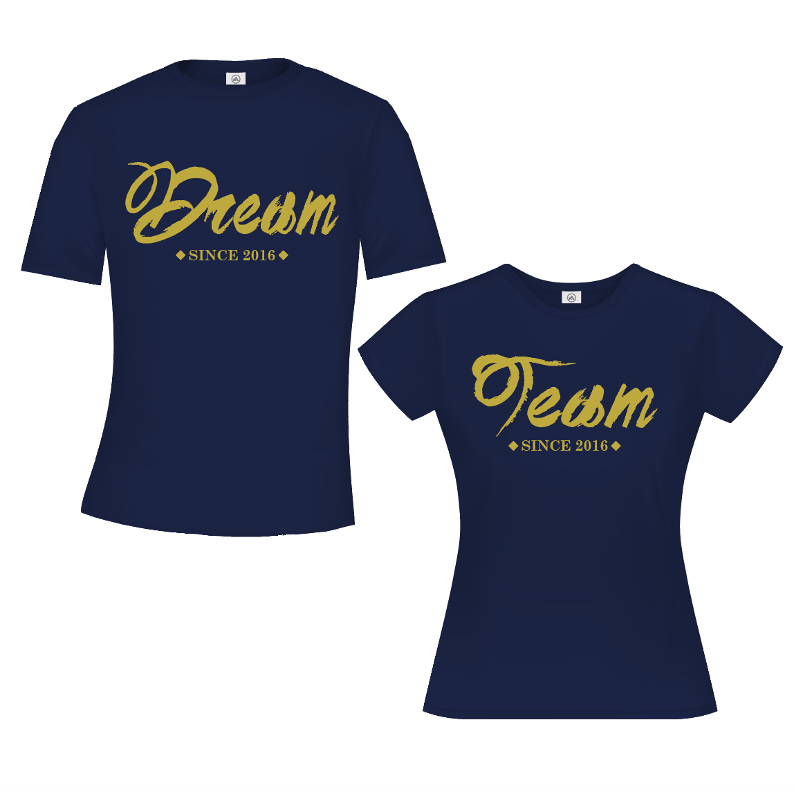 Dream Team Sier - Navy 01939