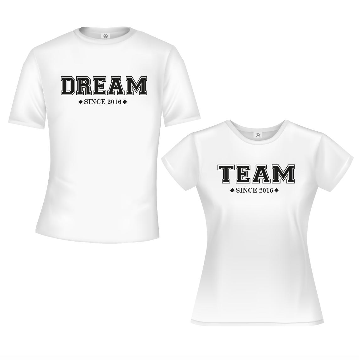 Dream Team Style - Wit 01946