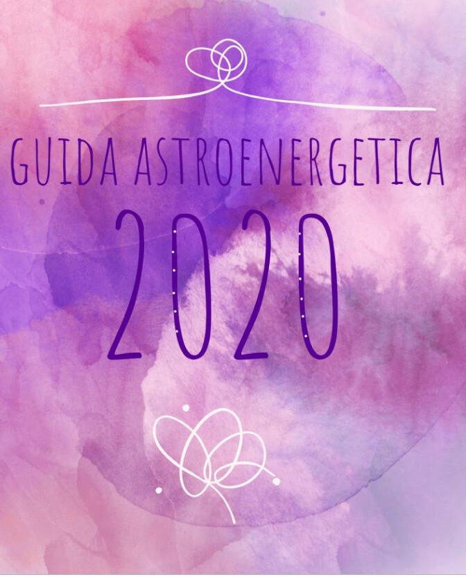 Guida Astroenergetica 2020 (stampa)