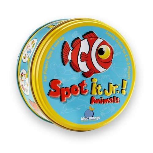 Spot it Junior! (Animals) 00061