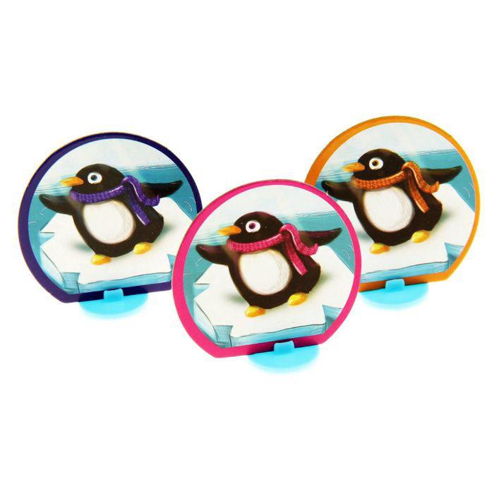 Весёлые пингвины