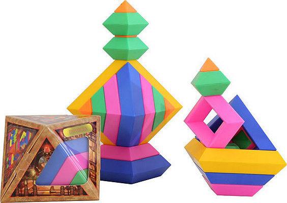 """Конструктор-пирамидка """"Эрудит"""" 00135"""