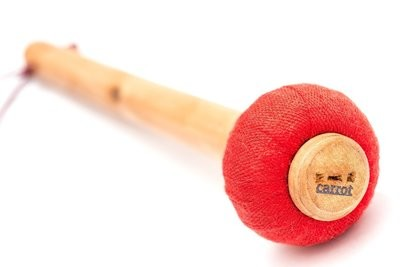 Solid Pine 25cm Gong Mallet