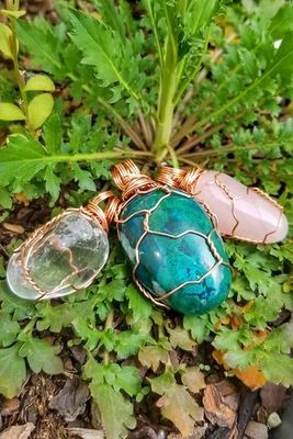 11/14/2019 - Intro to Wire Wrapping with Acacia! (IN-STORE ONLY)