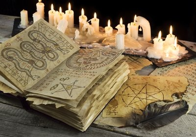09/25/19 thru 08/26/20 - Fundamentals of Witchcraft, with Lady Raven (IN-STORE)