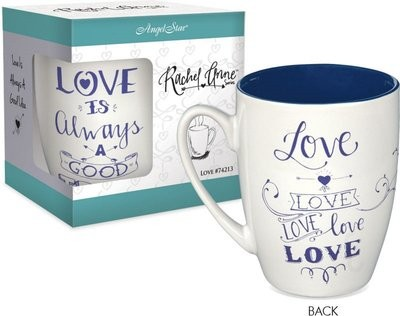 Rachel Anne Mugs by Angelstar