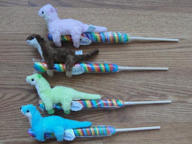 6 Inch Otter Pops FACT-OtterPops