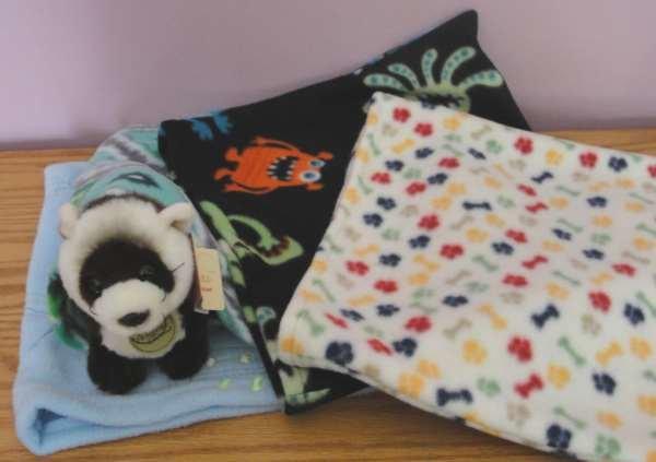 Ferret Polar Sleep Pouch Value-Priced FTR-PolarSack