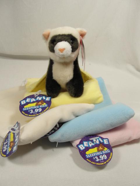 Aurora Baby Ferret with Sleep Sack Options