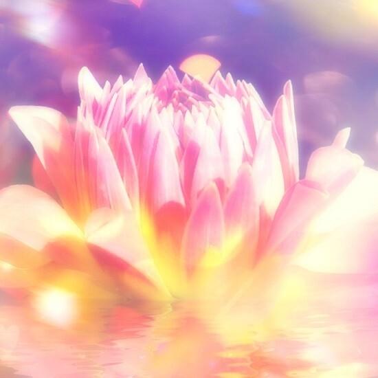 """The Healing Light"" Music Album"