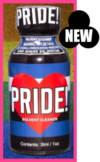 PRIDE! Leather Pride (30ml)