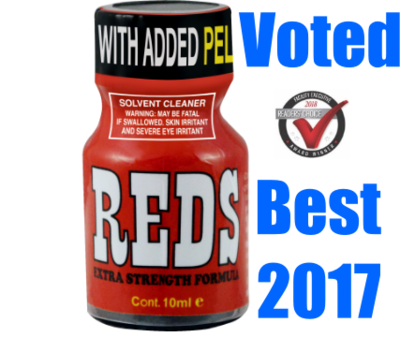 "Reds VOTED ""BEST"" 2017 (10ml)"