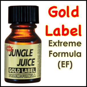 Jungle Juice GOLD EXTREME (10ml)