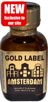 Amsterdam GOLD (30ml)