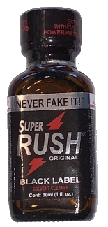 Super Rush BLACK (30ml)