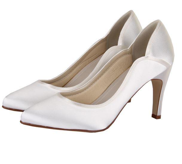 Rainbow Club Lucy Wedding Shoes 95