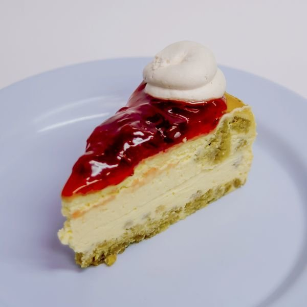 Pastry Passions Cakes (Slices) Strawberry Cheese Cake