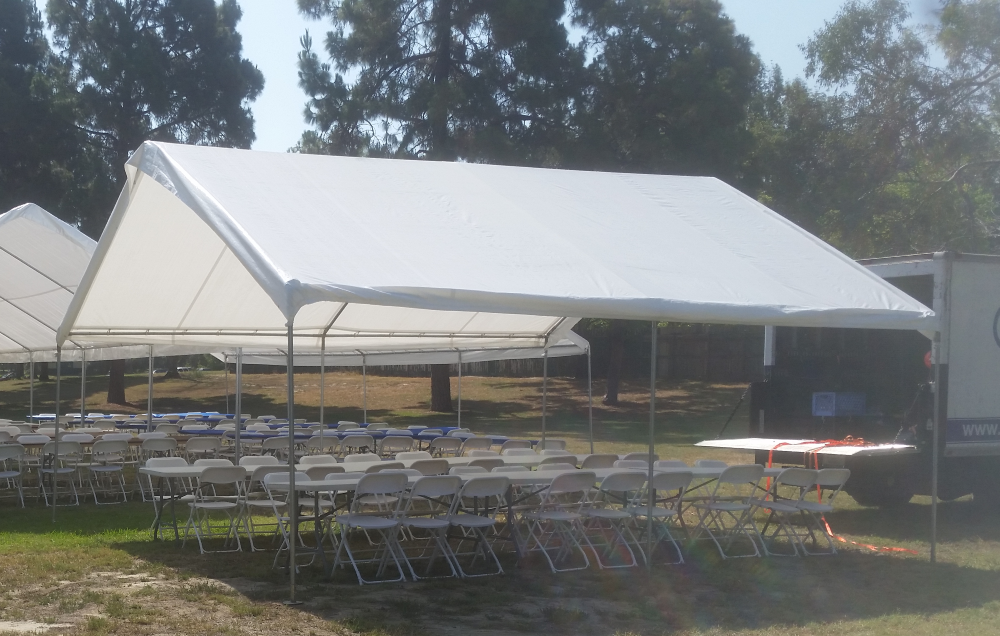 20 x 20 Party Canopy Rental & 20 x 20 Party Canopy | Party Canopy u0026 Tent Rentals