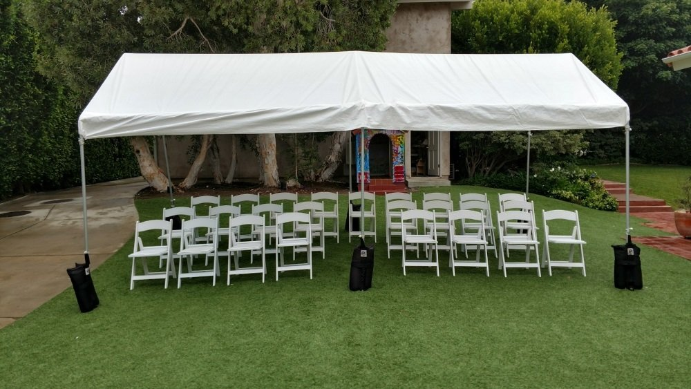 & 10 x 20 Canopy Rental | Party Canopy u0026 Tent Rentals