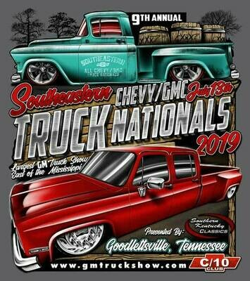 Southeastern Truck Nationals Wheel Tubz Deposit