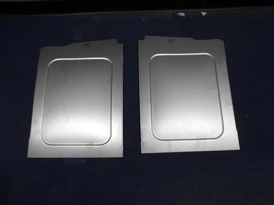Core Support Filler Panels (Slosh Tubz) - 1981-87