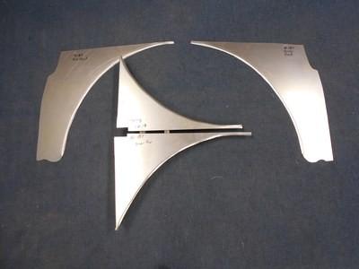 Inner Fender Filler Panels (Slosh Tubz) - 1981-87
