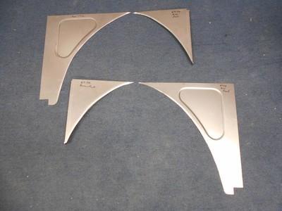 Inner Fender Filler Panels (Slosh Tubz) - 1967-72