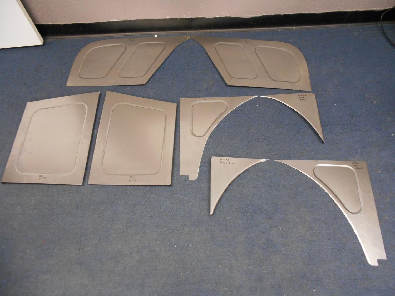 Slosh Tubz Filler Panels Set - 1967-72