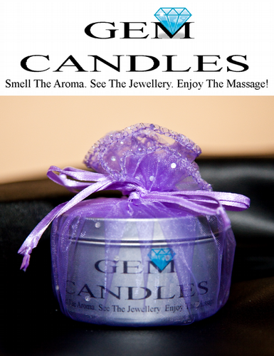 French Vanilla - Jewellery In a Candle