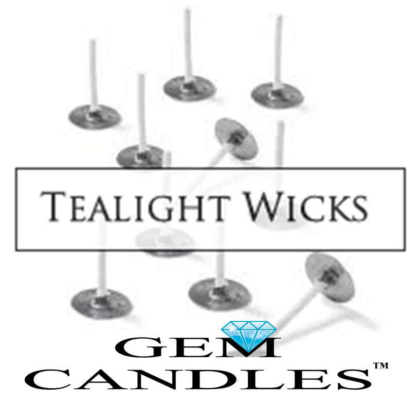 TEALIGHT WICKS - CDN 3 (27MM)