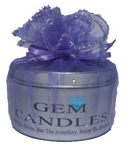 Soy Jewellery In a Candle - French Vanilla