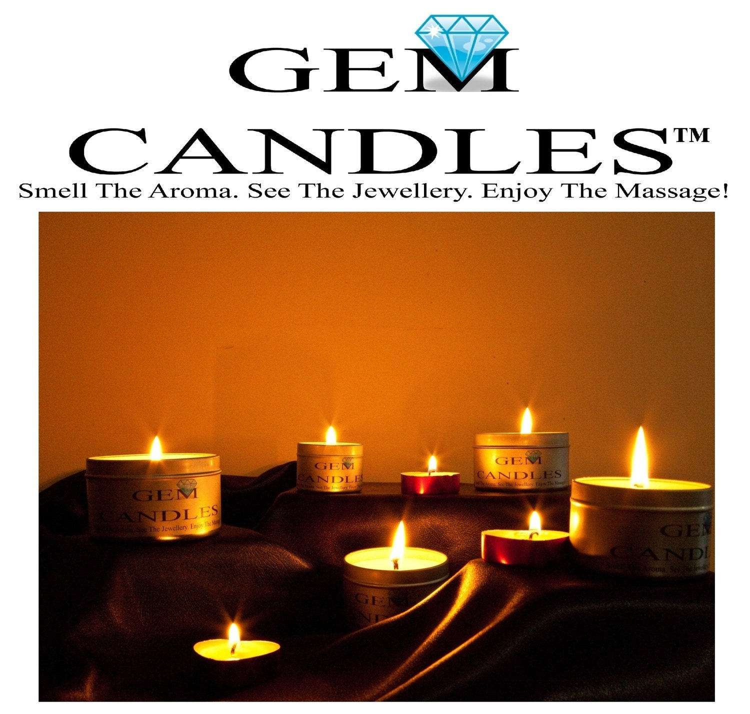 Unscented - Jewellery In a Candle