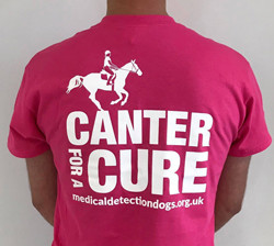 Canter for a Cure T-Shirt