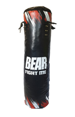 BEAR FIGHT ME Boxzsák