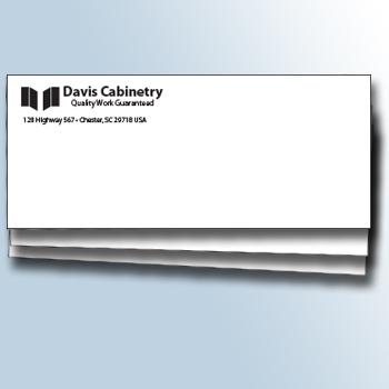 Black / White Envelopes