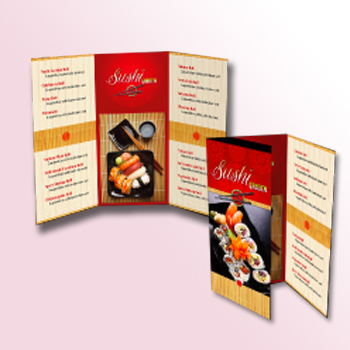 Full Color Digital Brochures/Flyers