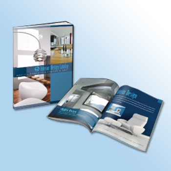 Printed Catalogs With Heavy Cover Stock