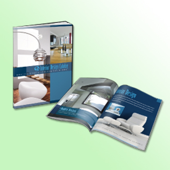Printed Catalogs With Same Weight Paper Cover