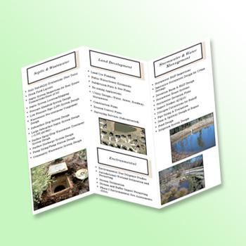 Full Color 70# Offset Paper Brochures/Flyers
