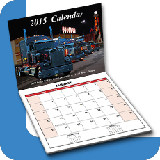 Full Color Offset Calendars