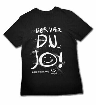 Der var du jo! t-shirt
