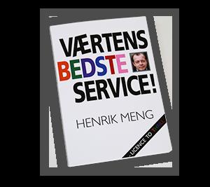 VÆRTENS BEDSTE SERVICE  – LICENCE TO THRILL 0000001