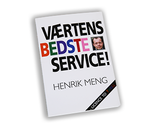 VÆRTENS BEDSTE SERVICE  – LICENCE TO THRILL
